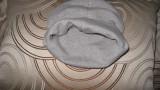 шапка теплая двойная (итальянский трикотаж). Цена ниже стоимости ткани.