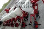 Сеялка СУПН вентиляторная, с пластиковыми бачками. СУПН 8, СУПН 6.