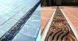 Ливнеприемники, люки на землю вокруг дома, плитка металлическая, решетки и другое литье черных и цветных металлов