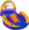 Детский игровой центр бассейн, аквапарк INTEX радуга