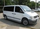 Пассажирские перевозки по Украине Mercedes Vito 8 мест 8 грн/км title=