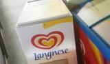 Морозильный ларь бу AHT Liebherr (Германия), глухая крышка title=