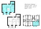 Продається 2К-квартира 59м2. Якісний будинок в м. Ірпінь.