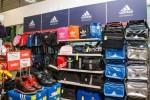 Торговое оборудование (мебель для магазина) для одежды, обуви и сумок title=