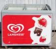 Морозильный ларь с изогнутыми стеклами бу AHT Liebherr от 200 л title=