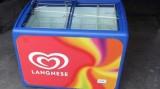 Морозильный ларь камера бу с Германии AHT Liebherr title=