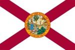 Флаг Флориды / флоридский / штат Флорида 150 на 90 см, прапор Флориди