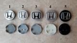 Колпачки на диски (заглушки в диски) ступичные колпачки Honda (Хонда) title=