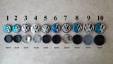 Колпачки в диски (заглушки) для дисков Volkswagen (VW) title=
