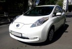 Электромобиль Ниссан Лиф (Nissan Leaf S)  2014