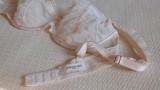 нежный прозрачный сексуальный бюстгальтер от французского бренда darjeeling Размер с