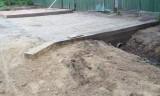 Строительство въезда на участок, Пандусы, опорные стены, ступени, свай... title=