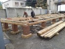 Строительство свайно-ленточного фундамента в г. Донецке. title=