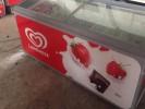 Морозилки-витрины 500 - 300 литровые бу, морозильный ларь бу title=