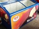 Морозильный ларь бу гнутые, прямые стекла, импорт, 300-500 л title=