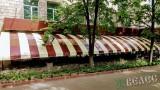Тентовые накрытие (навесы, павильоны, шатры)