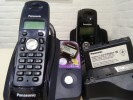 Радио телефон Panasonik KT-TCD205UA под ремонт как донора title=