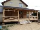 Реконструкция построек, крыш, фундаментов.  title=