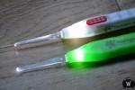 Светодиодный фонарик для осмотра уха-горла-носа уши