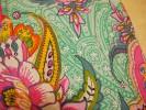 Цветная майка desigual m плетение сзади