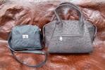 Эксклюзивные женские сумки из кожи африканского страуса title=