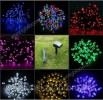 Парадні вуличні гірлянди на 100 світлодіодних лампочок (12 м)