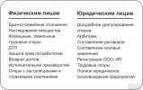 Юридическая помощь физическим и юридическим лицам title=