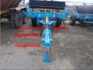 Каток -измельчитель рубящий водоналивной гидрофицированный КР-6П.  title=