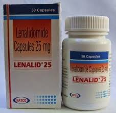 Леналид (Леналидомид) 25 мг. №30,, Натко, title=