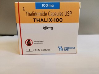 Таликс (Талидомид) капс 100 мг №30,,  title=