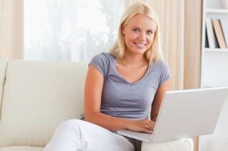 Работа дома в интернете - дополнительный заработок title=