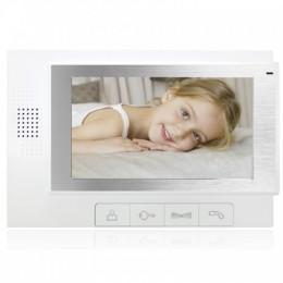 Видеодомофон BSE-702 цветной ультратонкий 7 дюймов комплект