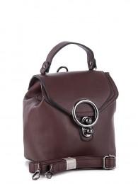 Удобная и стильная сумка-рюкзак W8260. Опт title=
