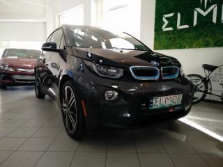Электрический автомобиль BMW i3