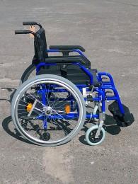 Инвалидная коляска Light III – 45 (новая)