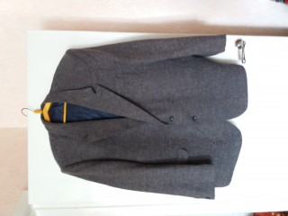 Новый классический мужской пиджак