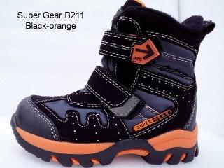 Термоботинки зимние Super Gear, р. 24-29 разные модели
