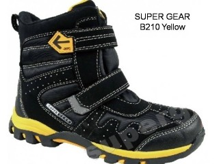 Термо ботинки зимние Super Gear, р. 30-35
