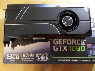 Видеокарта ASUS GeForce GTX 1080 Ti Turbo Edition title=