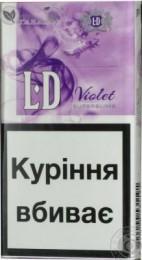Продам оптом сигареты «LD slims»  с украинским акцизом title=