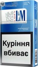 Продам оптом сигареты «LM loft»  с украинским акцизом  title=