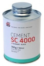 Клей-цемент SC-4000 зелений TIP TOP, 780мл + Отверджувач Е-40, 30г title=