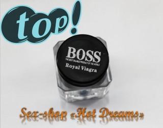 Таблетки «Boss» уникальный препарат для улучшения потенции(3 шт)