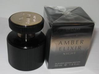 Парфумерна вода Amber Elixir Night раритет від Marie Salamagne Франція title=