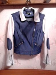 Женская курточка -косуха