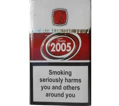 Продам оптом сигареты 2005 (ОАЭ) title=