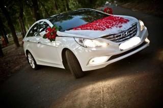 Аренда/прокат автомобиля с водителем (свадьба, крестины, венчание).
