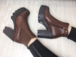 Осенние ботиночки title=