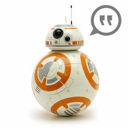 Интерактивный говорящий механический дроид BB-8 29см title=
