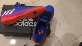 Футзалки adidas Messi 16.4 Indoor Court Trainers Mens title=